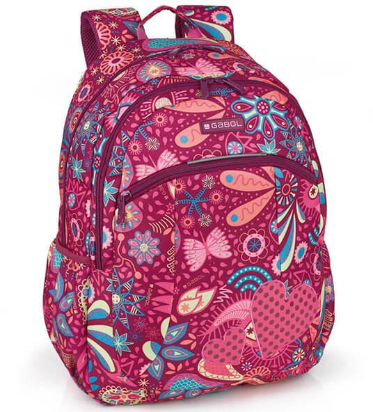 ba246b3ba73f Vásárlás: Gabol Lucky - iskolatáska, hátizsák (GA-221996 ...