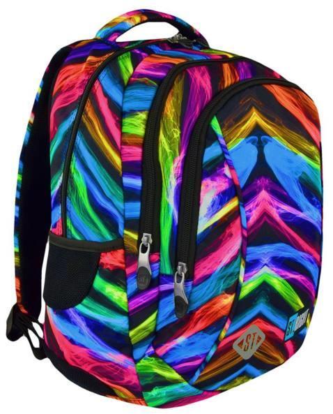 St.Right New Illusion iskolatáska hátizsák 17