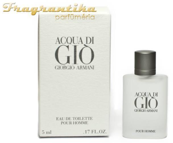 bf94efb172 Giorgio Armani Acqua di Gio pour Homme EDT 5ml parfüm vásárlás ...