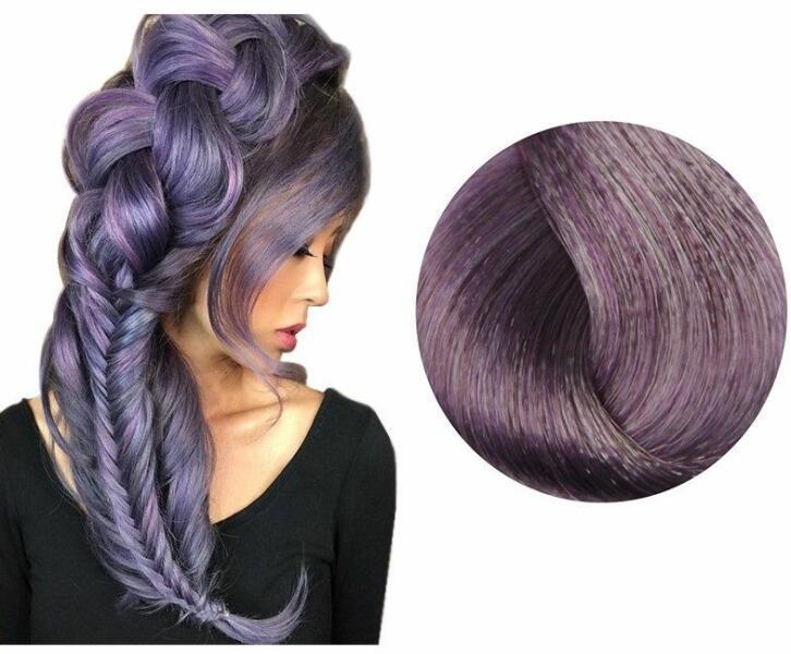 Vopsea De Par Violet Deschis Fantasy Fanola 82f 100ml Vopsea De