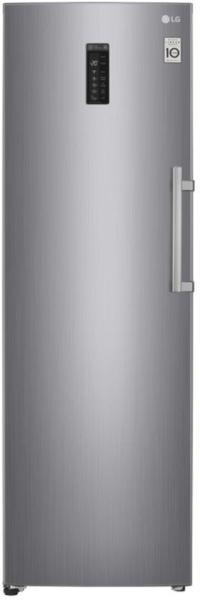 LG GF5237PZJZ1 Inox egyajtós fagyasztószekrény No Frost 313L A++