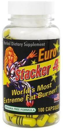 NVE Pharmaceuticals Stacker BLACK BURN