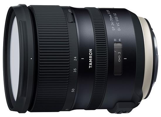 3df8c00b7f1 Tamron AF 24-70mm f/2.8 SP DI VC USD EF (Canon) Обективи Цени ...
