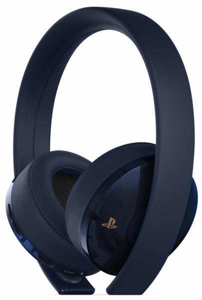 Sony PlayStation Gold Wireless - 500 Million Limited Edtion (719404576) 1536881ad7