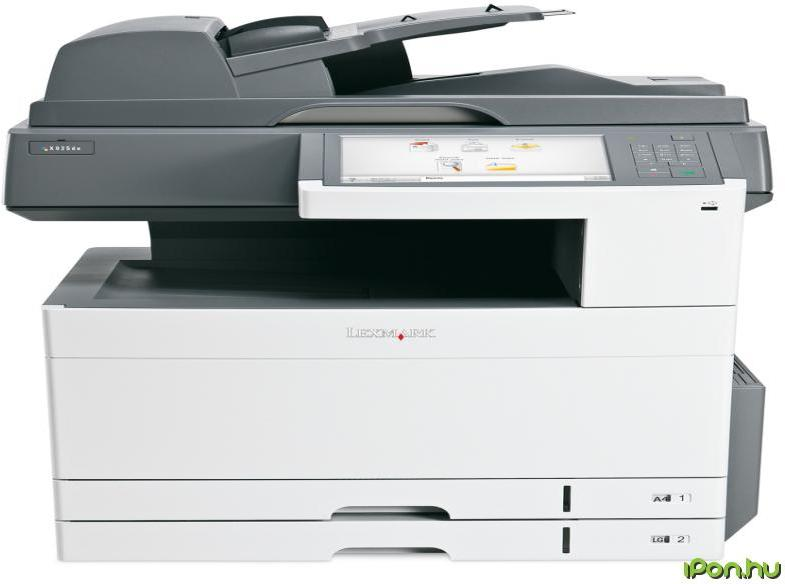 Lexmark X925 Printer Driver Windows 7