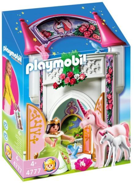 Playmobil Hordozható kiskastéy (4777)