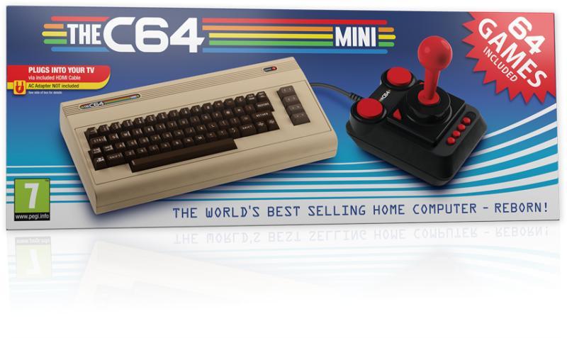 THEC64 Mini (Commodore 64)
