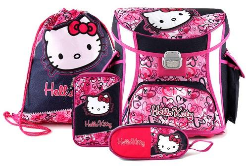 8b61a8ab91df Target Ghiozdan Pentru Școală Hello Kitty (056515) (Ghiozdan) - Preturi