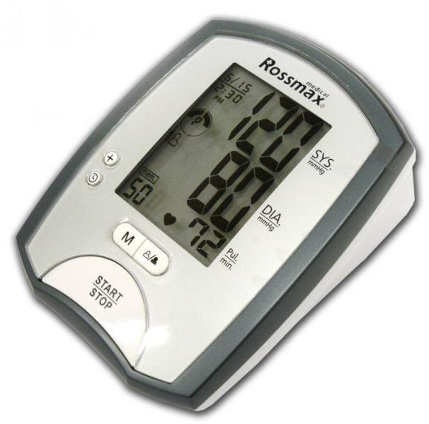 Vásárlás: Rossmax MJ701F Vérnyomásmérő árak..