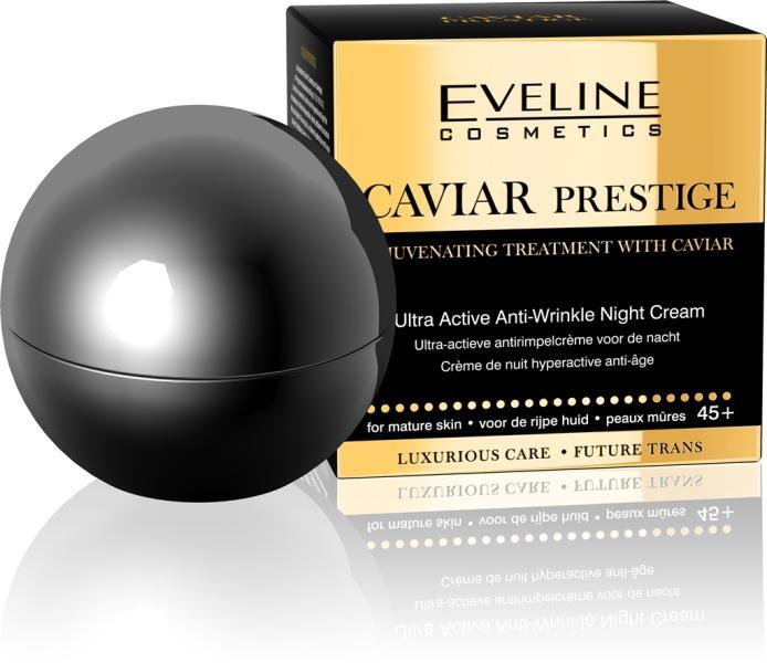 Vásárlás: Eveline Cosmetics Caviar Prestige éjszakai ultra..