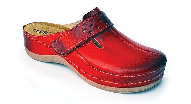 Comfort Step női papucs – 902 Piros