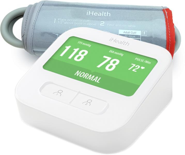 Vásárlás: iHealth Clear (BPM1) Vérnyomásmérő árak..