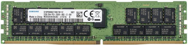 Samsung 32GB DDR4 2666MHz M393A4K40CB2-CTD7Q RAM Памети Цени