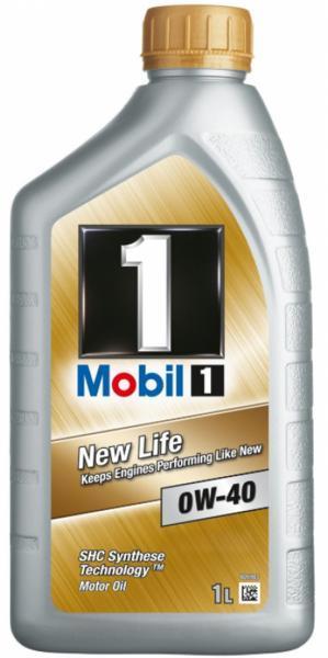 mobil 1 new life 0w 40 1l ulei motor preturi. Black Bedroom Furniture Sets. Home Design Ideas