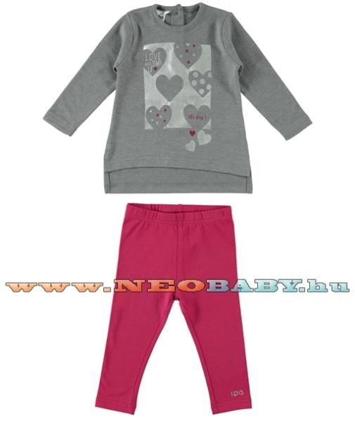 6b92f061ed Ido Dodipetto Maxi sweater + leggings set - garnitúra /12 hó 4. t609.00/8151