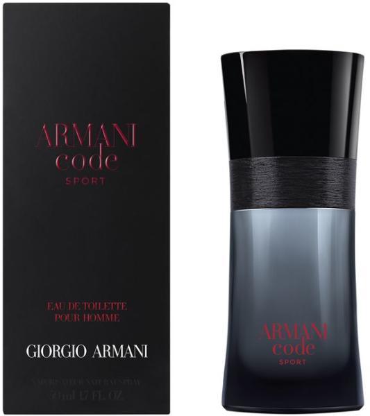 Giorgio Armani Armani Code Sport EDT 75ml parfüm vásárlás 6f81fd4abd