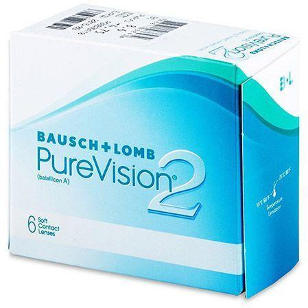 Bausch   Lomb PureVision 2 (6 db) - Havi kontaktlencse vásárlás ... 0b3b69fe70