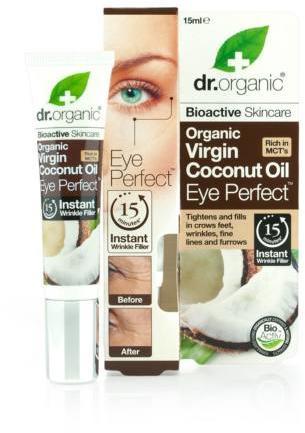 Vásárlás: Dr. Organic Bio kókuszolajos szemkörnyékápoló..