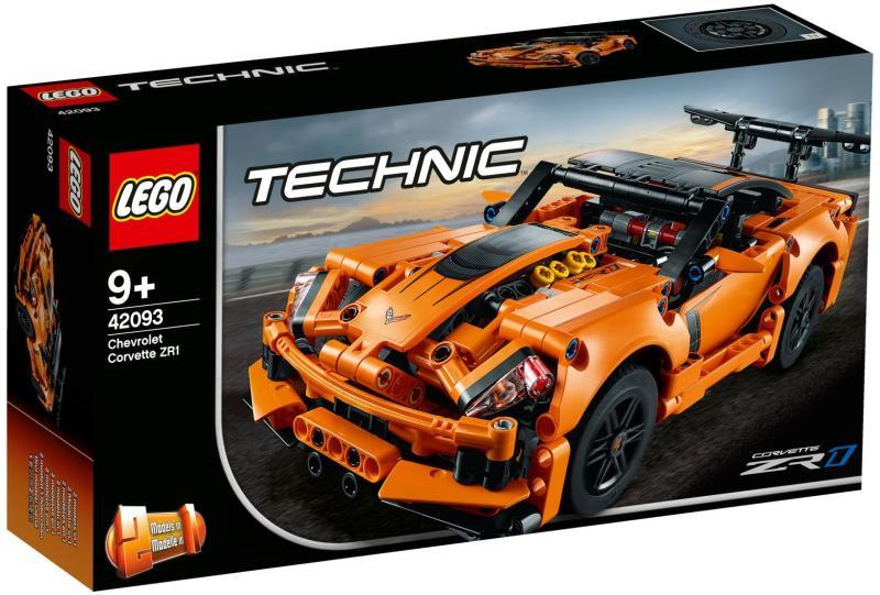 Vasarlas Lego Technic Chevrolet Corvette Zr1 42093 Lego Arak Osszehasonlitasa Technic Chevrolet Corvette Zr 1 42093 Boltok