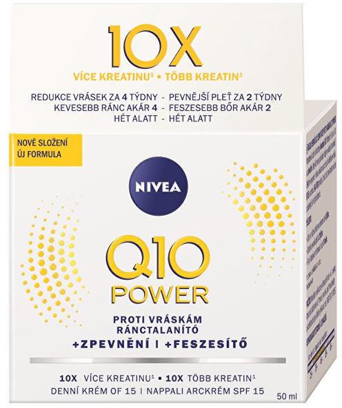 Vásárlás: Nivea Q10 ránctalanító krém száraz és normál..