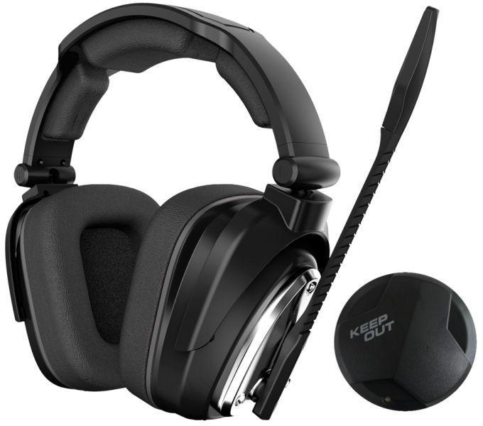 Vásárlás  Keep Out HXAIR Mikrofonos fejhallgató árak ... d781af3fb4