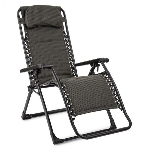 f2070885eee Blumfeldt California Green, фигурален, сгъваем шезлонг, градински стол,  сгъваема, мек аргилен материал (GDM4-CaliforniaGreen)  (GDM4-CaliforniaGreen) ...