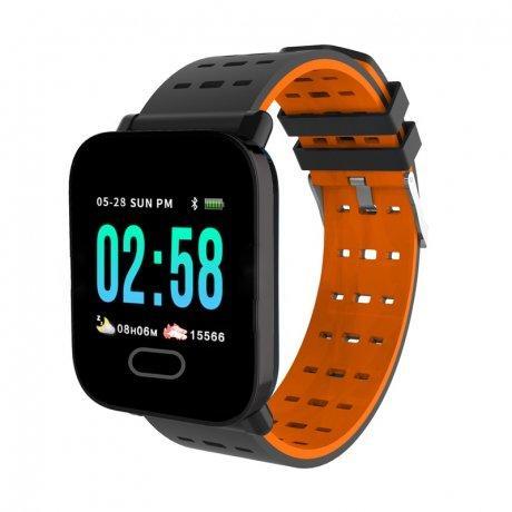 Vásárlás  NEOGO SmartWatch A6 Okosóra 45f08076a6e