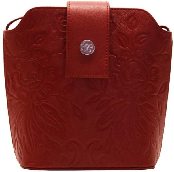 258ab7589df0 Vásárlás: Ága Hengl Hanga női bőr táska 19 x 21 cm. (AH-hanga-piros ...