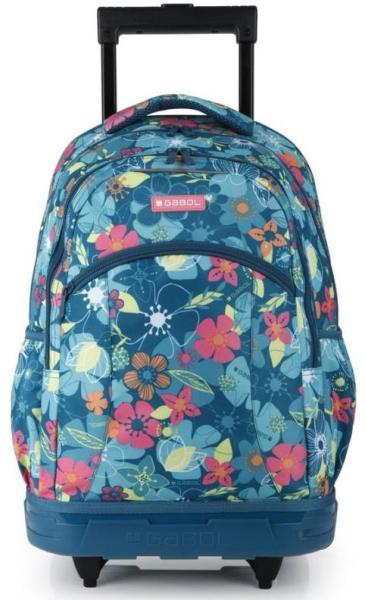 15b7f1c8be84 Vásárlás: Gabol Aloha gurulós hátizsák (GA-224847) Iskolatáska árak ...