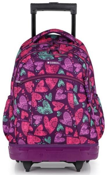 33418b83f2c3 Vásárlás: Gabol Dream gurulós hátizsák (GA-224747) Iskolatáska árak ...