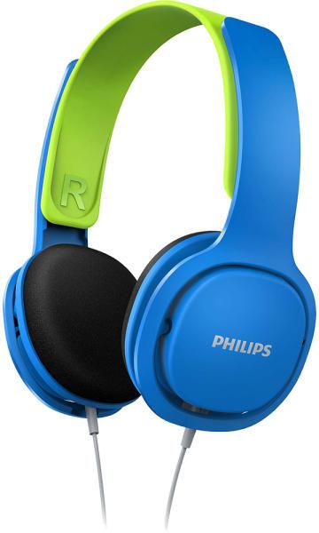 Philips SHK2000PK gyermek fejhallgató, lila   Extreme Digital