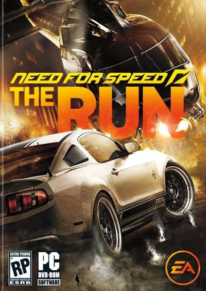 Electronic Arts Need For Speed: The Run (PC)