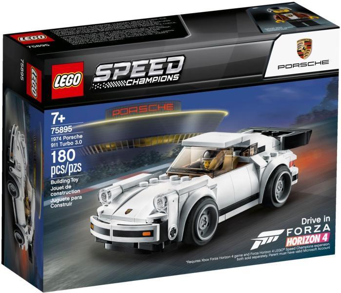 Vasarlas Lego Speed Champions 1974 Porsche 911 Turbo 3 0 75895 Lego Arak Osszehasonlitasa Speed Champions 1974 Porsche 911 Turbo 3 0 75895 Boltok