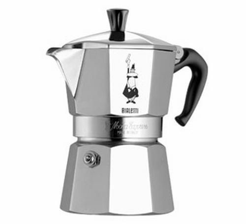 Bialetti Moka Express kávéfőző, 18 csészés