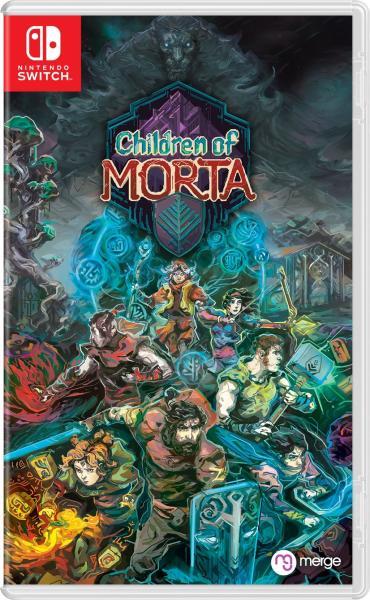 Merge Games Children of Morta (Switch) játékprogram árak