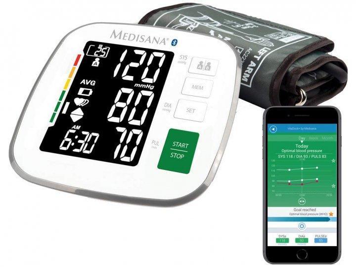 Vásárlás: Medisana BU542 (51184) Vérnyomásmérő árak..