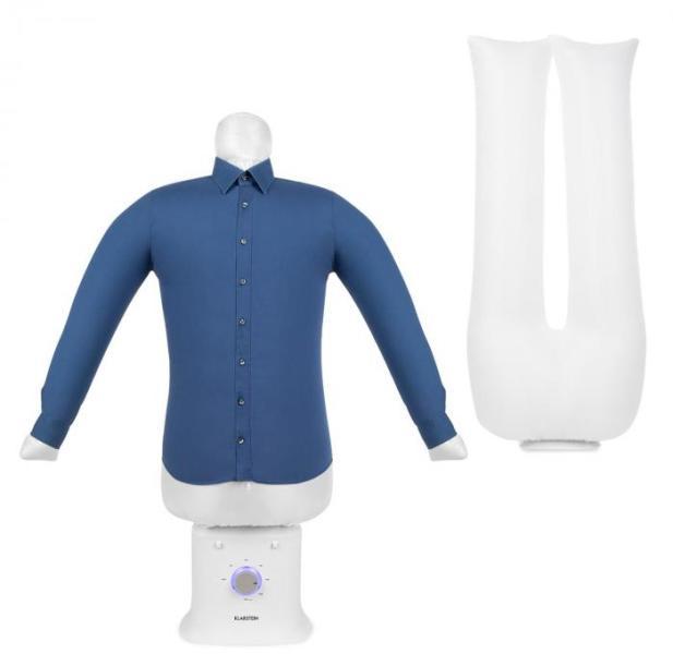 Klarstein Shirtbutler Deluxe, automata szárító és vasalógép