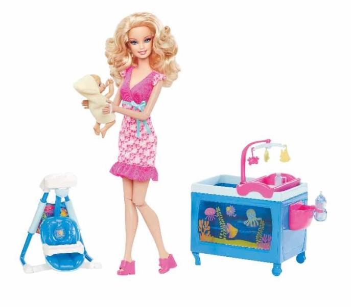 3d66cd6fa779 Vásárlás: Mattel Nővérke Barbie baba árak összehasonlítása, Nővérke ...