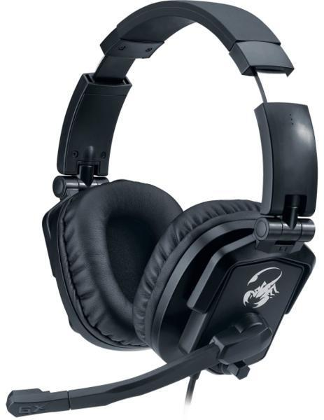 Vásárlás  Genius Lychas HS-G550 (31710040101) Mikrofonos fejhallgató ... d57b58fc84
