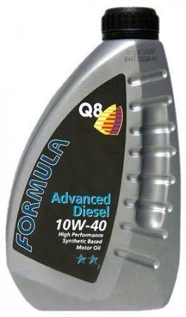 Q8 10W40 Formula Advanced Diesel (1 L)
