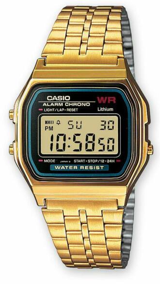 Vásárlás  Casio A-159WG óra árak 7737e28b37