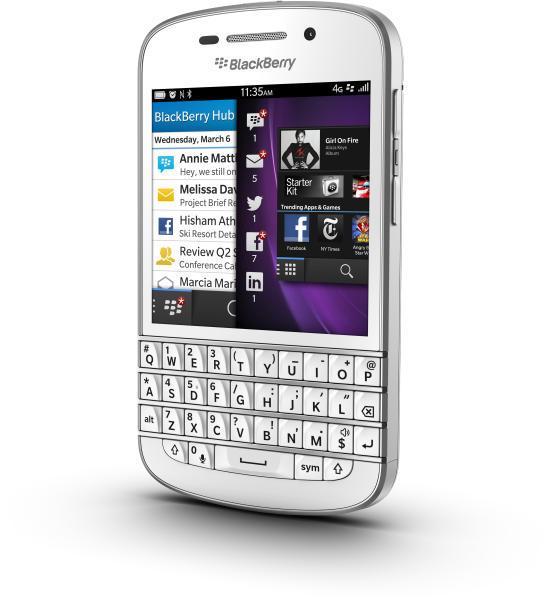 BlackBerry Q10 preturi