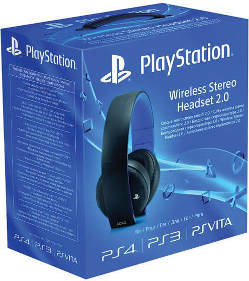Vásárlás  Sony Playstation Wireless Stereo Headset 2.0 Mikrofonos ... 94e21b4cc2