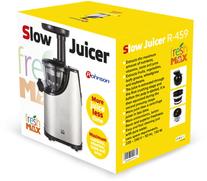 Slow Juicer Lidl Pareri : Rohnson R 459 (Storcator fructe) - Preturi
