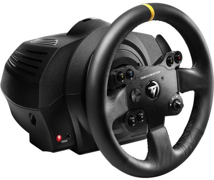 thrustmaster tx racing wheel leather edition 4460133 volan jocuri preturi. Black Bedroom Furniture Sets. Home Design Ideas