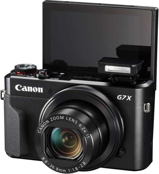 Canon PowerShot G7X Mark II - Árukereső.hu