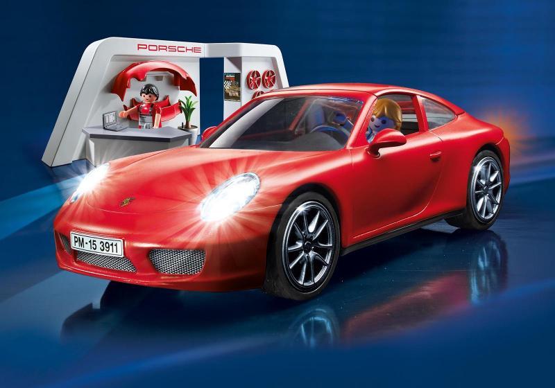playmobil masina porsche 911 carrera s pm3911 playmobil preturi