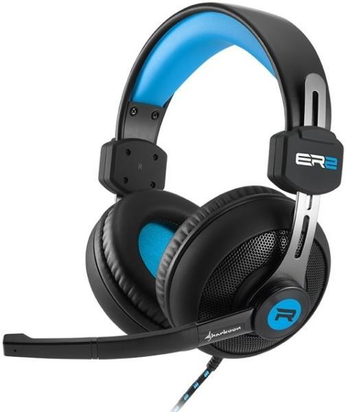 Vásárlás  Sharkoon Rush ER2 Mikrofonos fejhallgató árak ... 2ab0a18d27