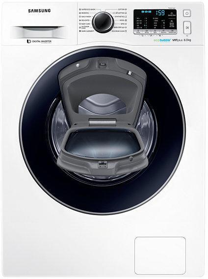 Samsung WW80K5210VW LE Mosógép vásárlás - Árukereső.hu 942fb81c9e