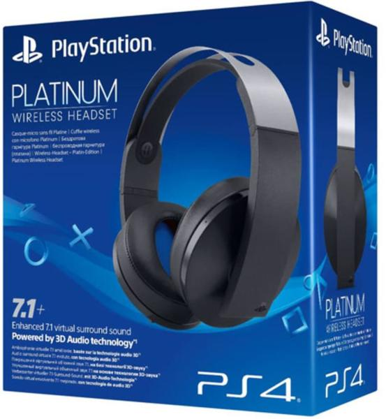 Vásárlás  Sony PlayStation 4 Platinum Wireless (9812753) Mikrofonos ... 186c2a5261